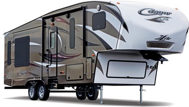 New 2015 Keystone Cougar Lite 25RKS Fifth Wheel For Sale